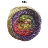 SILK GARDEN silk/mohair/lambswool 10ply/Aran/Worsted/50g/100m Skein/Ball CHOOSE COLOUR