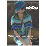 TRIBUTE TO NORO - 12 knitting designs - by Claudia Wersing