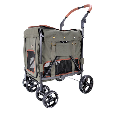 *Innopet Gentle Giant Pet Wagon - Army Green - Free Shipping