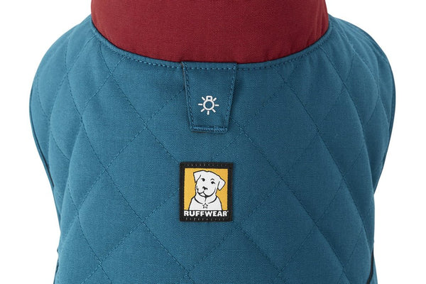New Ruffwear Stumpton Quilted Insulation Jacket