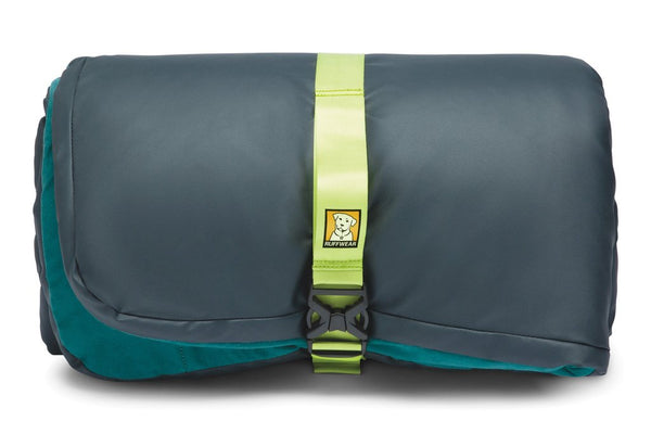Ruffwear Mt. Bachelor Pad (Portable Microsuede/Waterproof Bed)