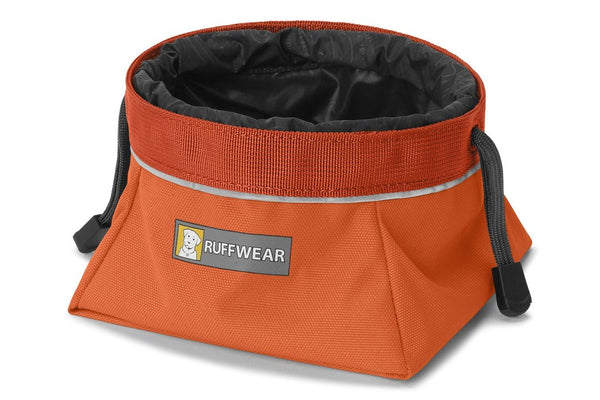 Ruffwear Quencher Cinch Top Packable Food & Water Bowl