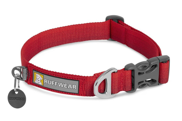 New Front Range Collar to match Ruffwear's Best Selling Harness and Leash