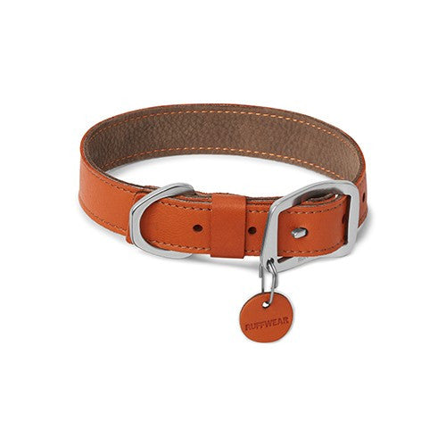 Ruffwear Timberline/Frisco Collar - Durable, Water-resistant Leather - Sale!