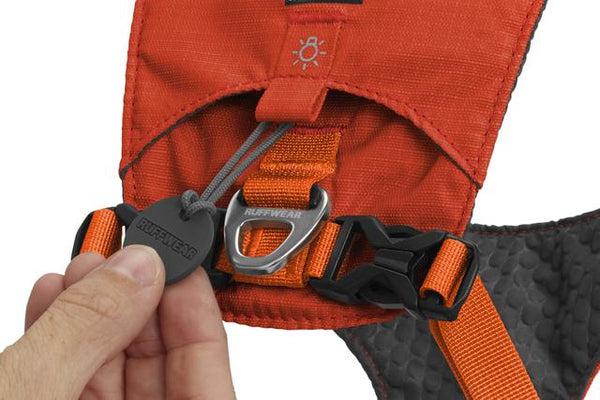 Ruffwear Hi & Light Harness - Can fit even the smallest dogs!