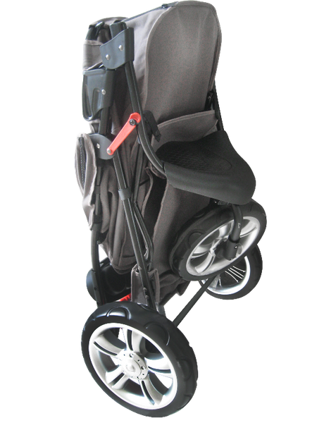 *Stroller Comfort Vintage Denim - Limited Edition, FREE raincover!