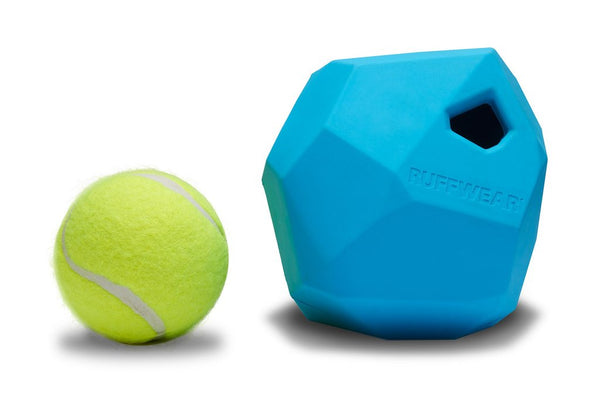Ruffwear Gnawt-a-Rock Fun Kibble Dispenser Toy