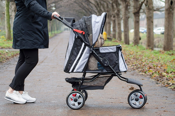 Stroller - All Terrain (with Free Raincover & Free Shipping)
