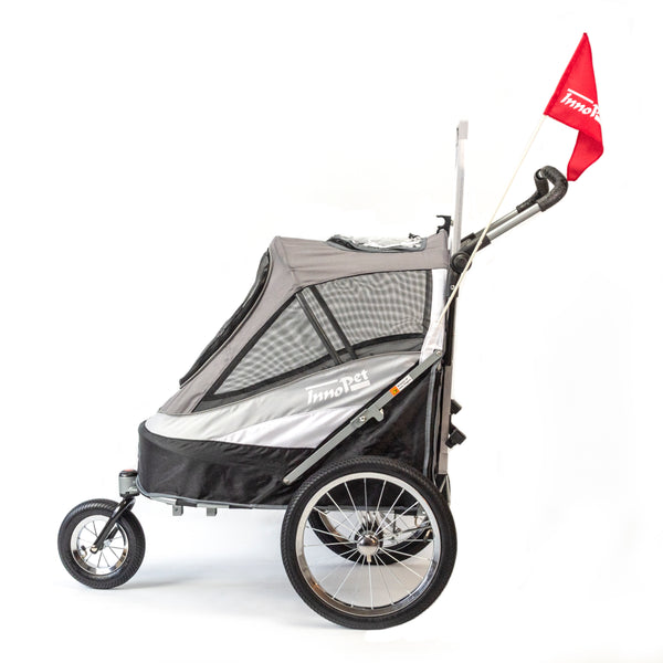 *Innopet Sporty Trailer / Stroller now with Trim Table for Shows - Free Shipping (Pre-Order, available start Sept))