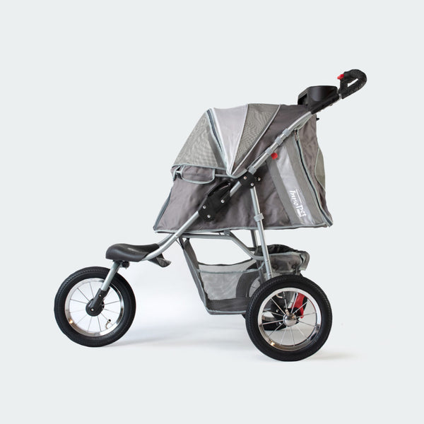 *Innopet Buggy Comfort Pet Stroller with Air Tyres (inc Raincover)