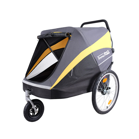 *Innopet Hercules Stroller for dogs up to 50Kg. Free Shipping!