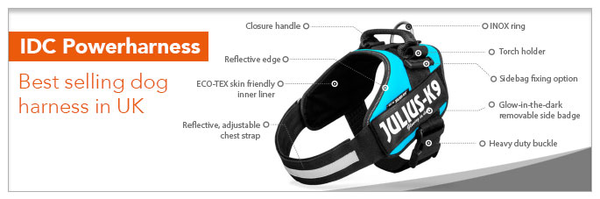 Julius IDC Powerhouse Harness