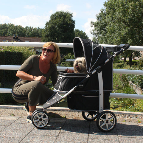 *Innopet Monaco Pet Stroller - Free Raincover & Free Shipping