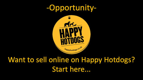Opportunity - Would you like to sell YOUR products on Happy Hotdogs..?