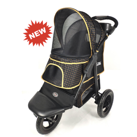 Buggy Adventure (30Kg load, All Terrain) with Raincover - New!