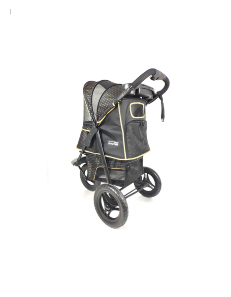 *Innopet Buggy Adventure (30Kg load, All Terrain) with Raincover