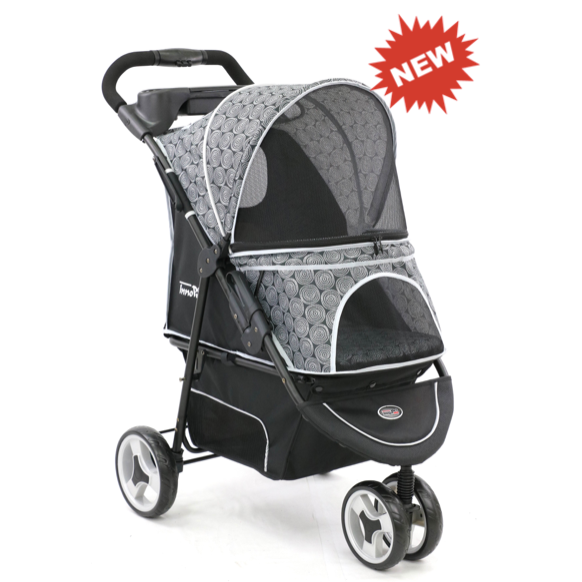 *InnoPet Buggy Allure (with Free Raincover & Free Sipping)