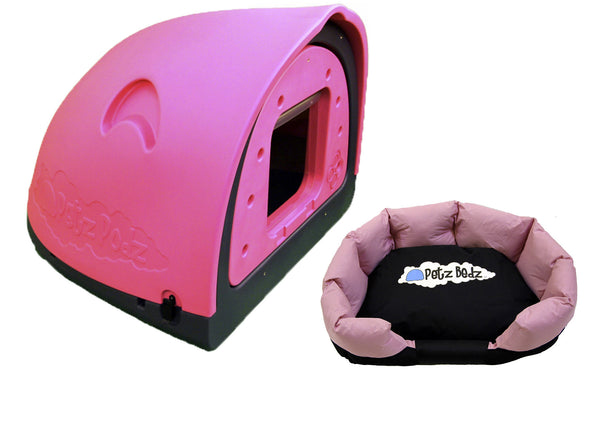Beds - PetzPodz - Revolution Pack - The Den For Your Dog!