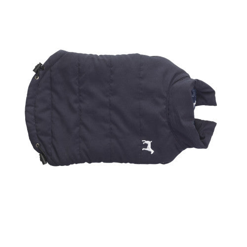 Coats - Navy Fleece Lined Gilet