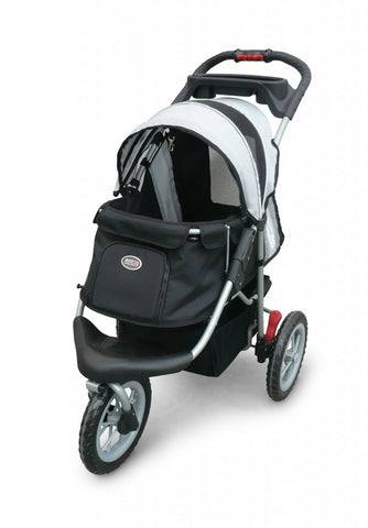 *Innopet Buggy Comfort Pet Stroller with EFA Tyres (inc Raincover)