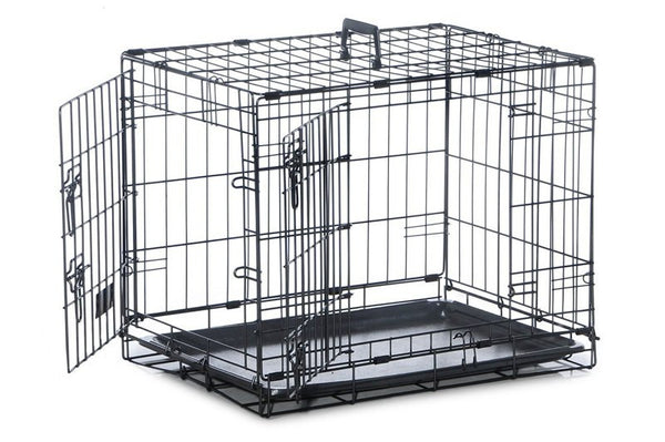 Crates - Safe 'N' Sound Dog Crate 2 Door