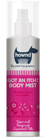 Grooming - Got An Itch? Body Mist