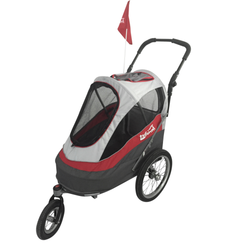 *Sporty Trailer / Stroller with Air Tyres (Now available for local hire!)