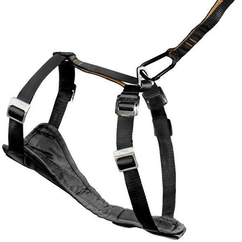 Leads & Harnesses - Enhanced Strength Tru-Fit Smart Harness - Nesting Buckles - W/seatbelt Tether