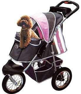 Strollers - Buggy Comfort Pet Stroller With Air Tyres