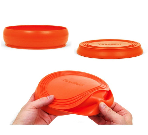 Toys - Throw Bowl - Orange