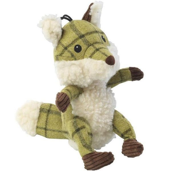 Toys - Tweed Plush Fox