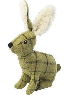 Toys - Tweed Plush Hare