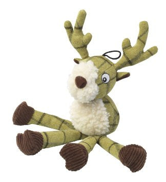 Toys - Tweed Plush Long Legs Stag