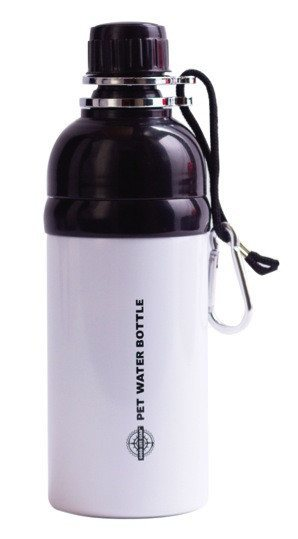 Water Bottles - Pet Water Bottle - White (500ml)