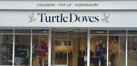 The Turtle Doves Shop News... and how to visit us remotely!
