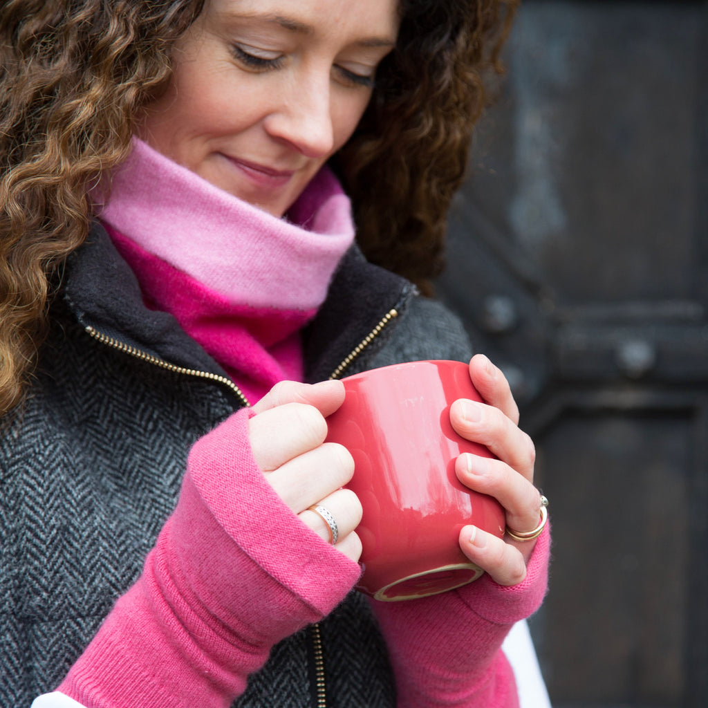 Signature Neckwarmer To Match Your Gloves