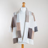 Neutral Mix Cashmere Jacket by Turtle Doves