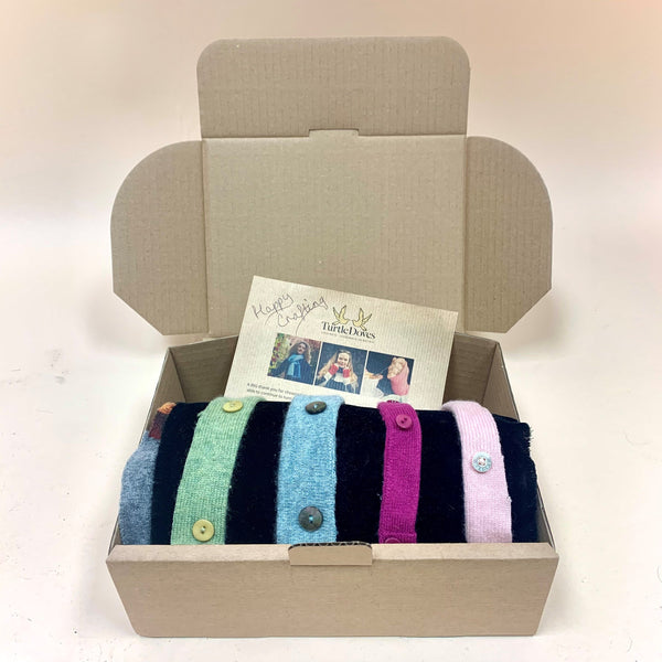 Cashmere Crafter's Box