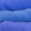 Cornflower Blue Cashmere Fingerless Gloves