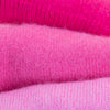 Hot Pink Cashmere Fingerless Gloves