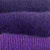 Purple Cashmere Fingerless Gloves