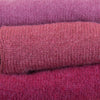 Rich Rose Cashmere Fingerless Gloves