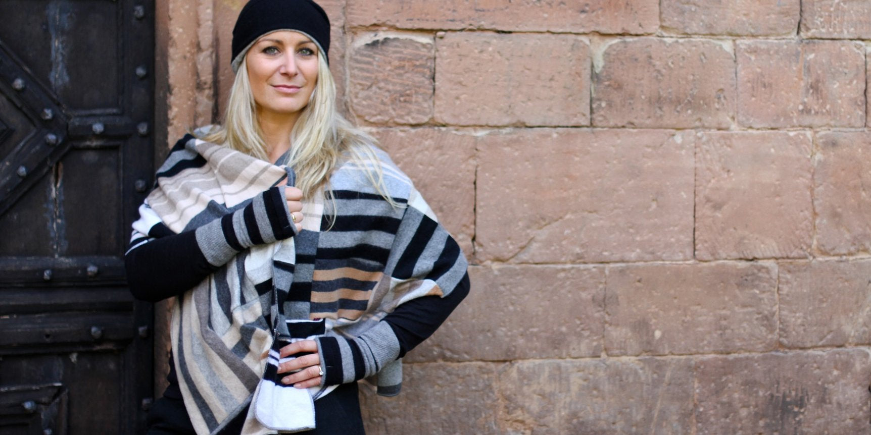 Turtle Doves Recycled Cashmere