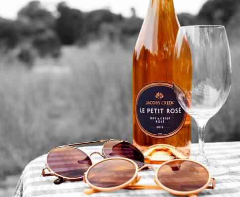 Hit the 'pause' button with a Sunday Rosé