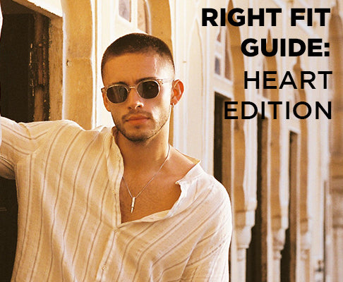 RIGHT FIT GUIDE: HEART EDITION
