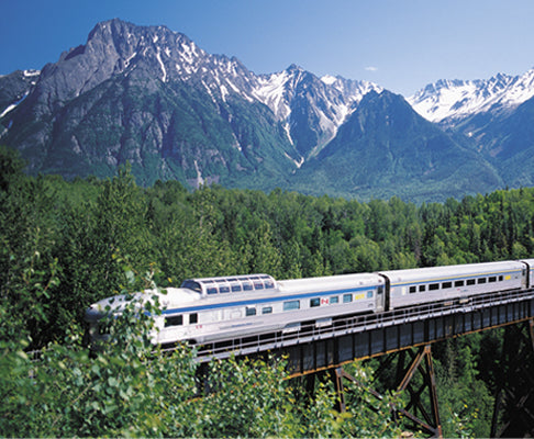 TOP 5 BEST TRAIN TRIPS IN THE WORLD