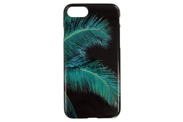Night Palm iPhone Case