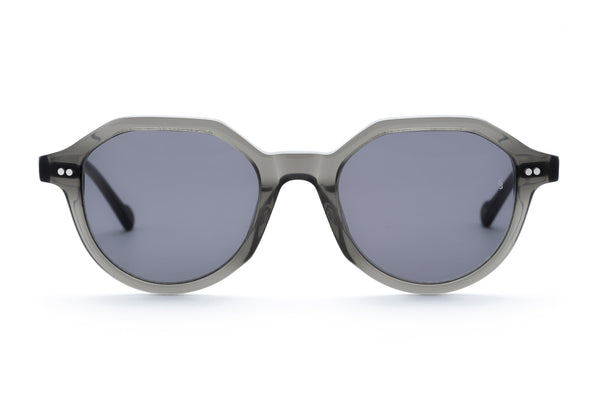 Yeeha geometric sunglasses in grey