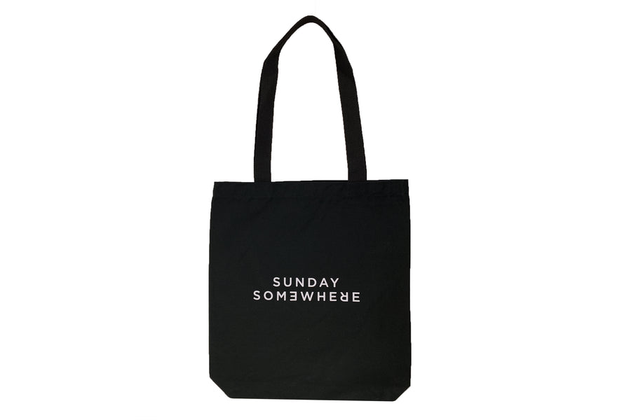 SUNDAY SOMEWHERE TOTE