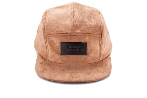 Hat in Tan